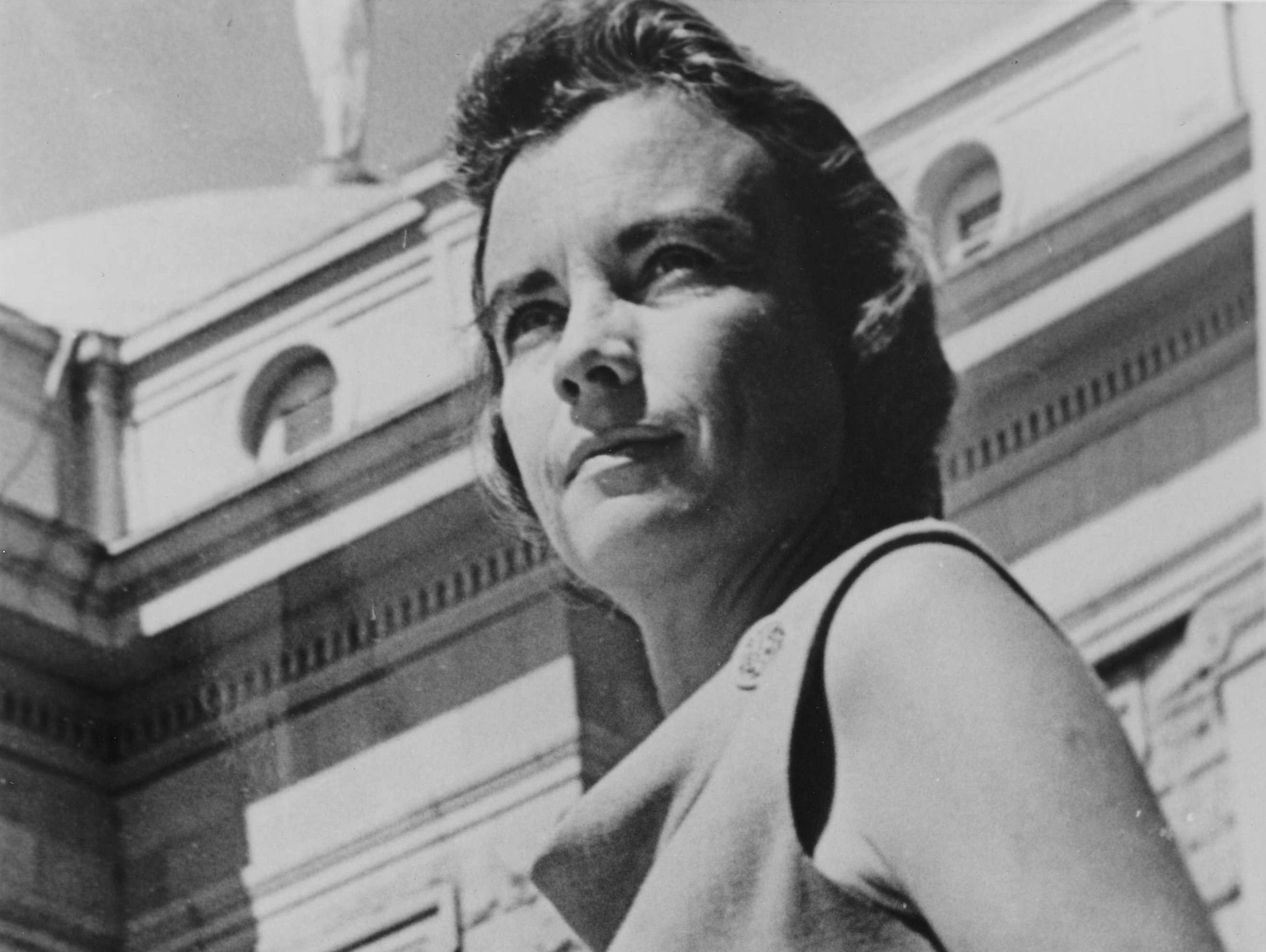 Sandra Day O'Connor on July 3, 1966.