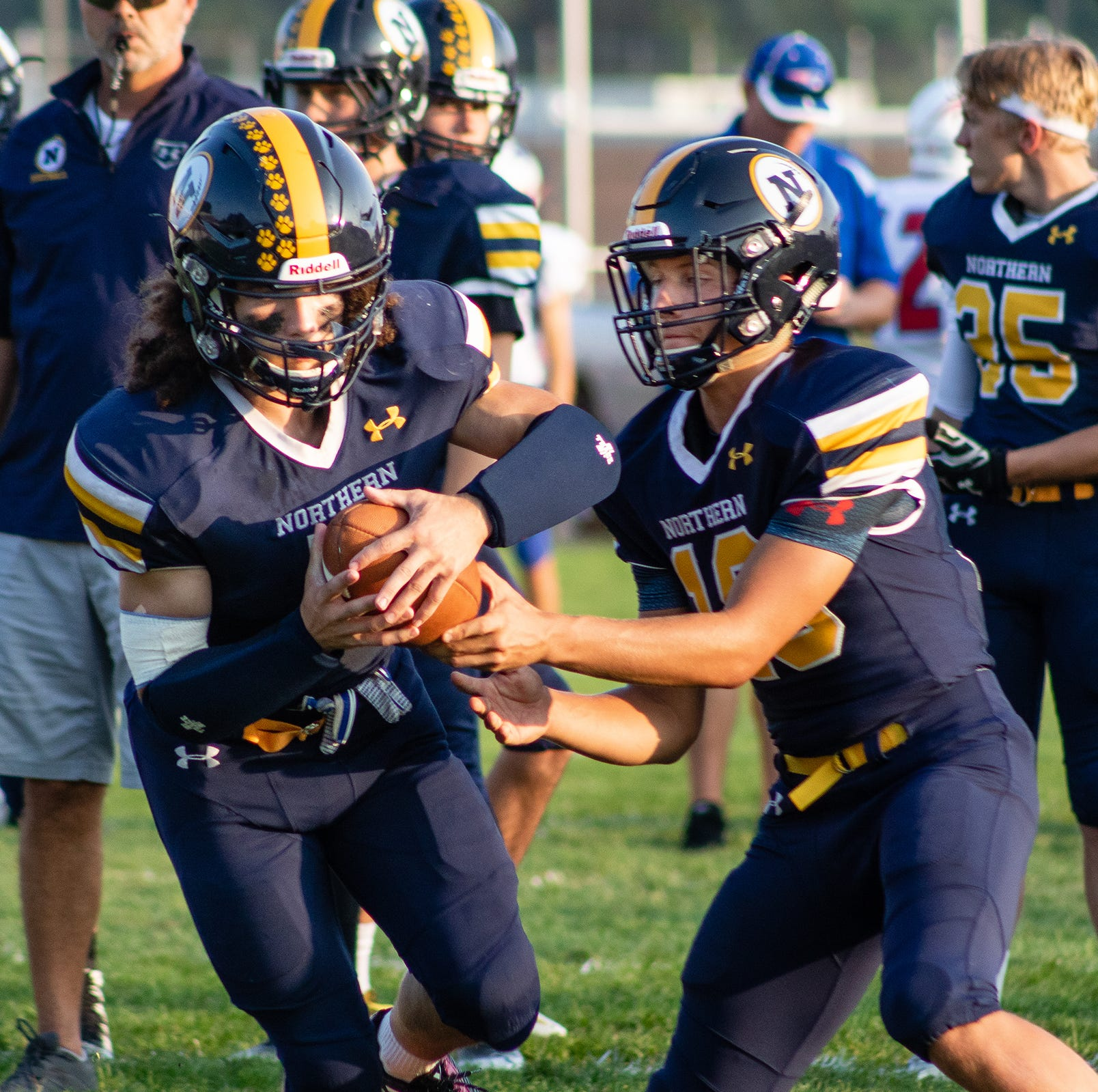 Football Poll: No. 1 ranked Port Huron Northern clinches MAC Blue