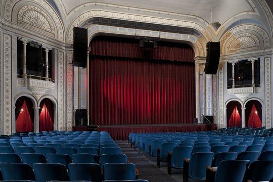 The Bardavon 1869 Opera House in Poughkeepsie.