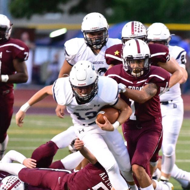 Live updates: District 3 high school football for Week 4, Sept. 14