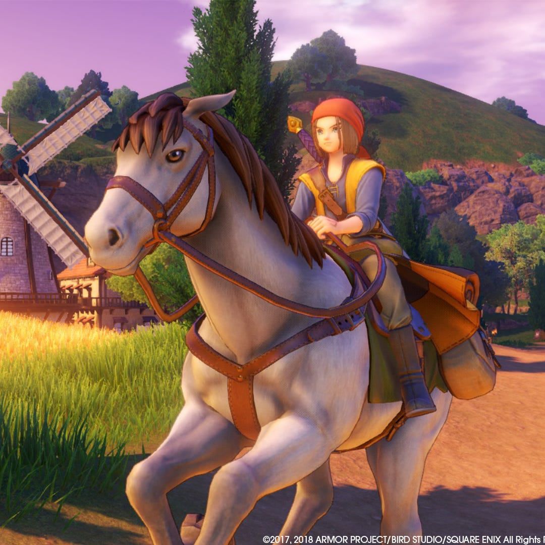 Return of the king: Horii hopes Dragon Quest XI is DQ to rule them all in West | Techobubble