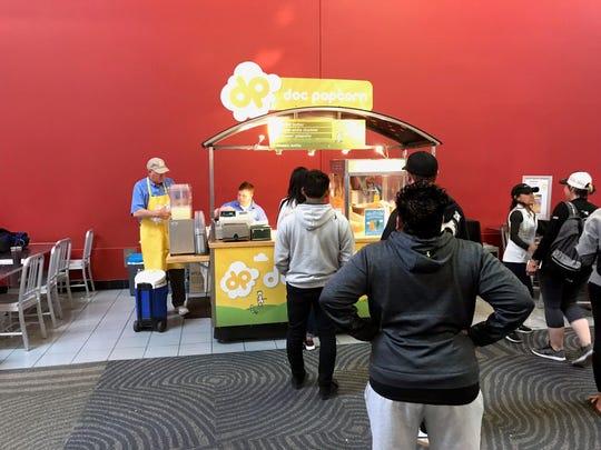 Jack Rovetti owns a Doc Popcorn franchise
