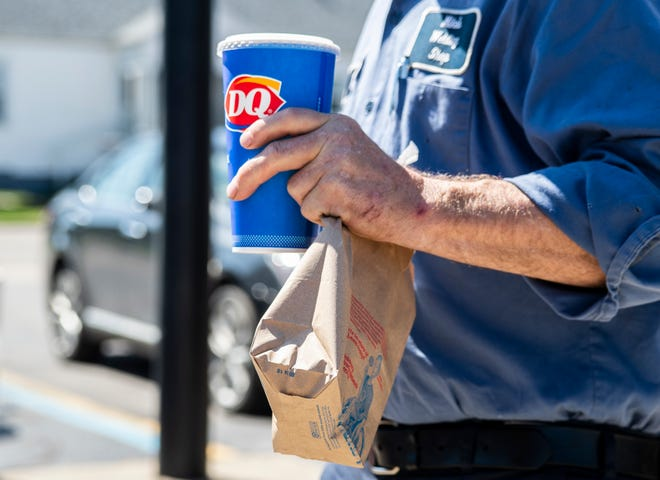 A San Angelo Dairy Queen addressed a rumor circulating Facebook that a manager tested positive for the coronavirus Thursday, April 9, 2020.