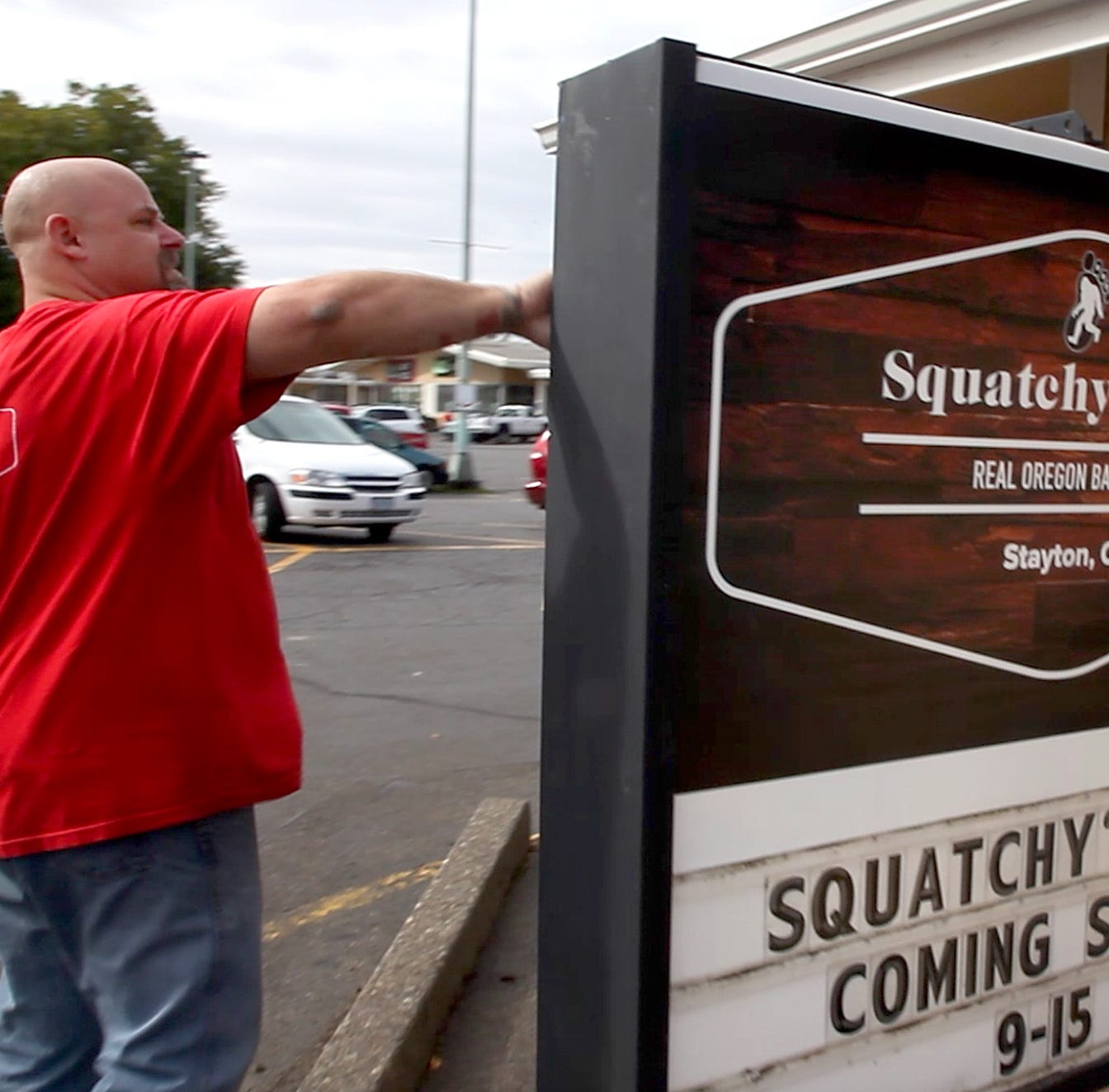Squatchy's BBQ rebuilds from the ashes, strangers donate $28K to Salem military family