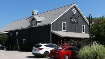 What was supposed to be a boutique winery as a retirement hobby has become a winery with 17 varietals, full restaurant and entertainment venue.