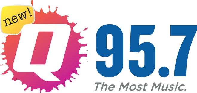 Logo for Q95.7 The Most Music