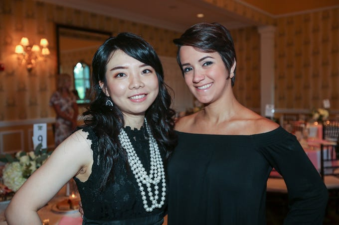 Wa Gao and Asma Albibi