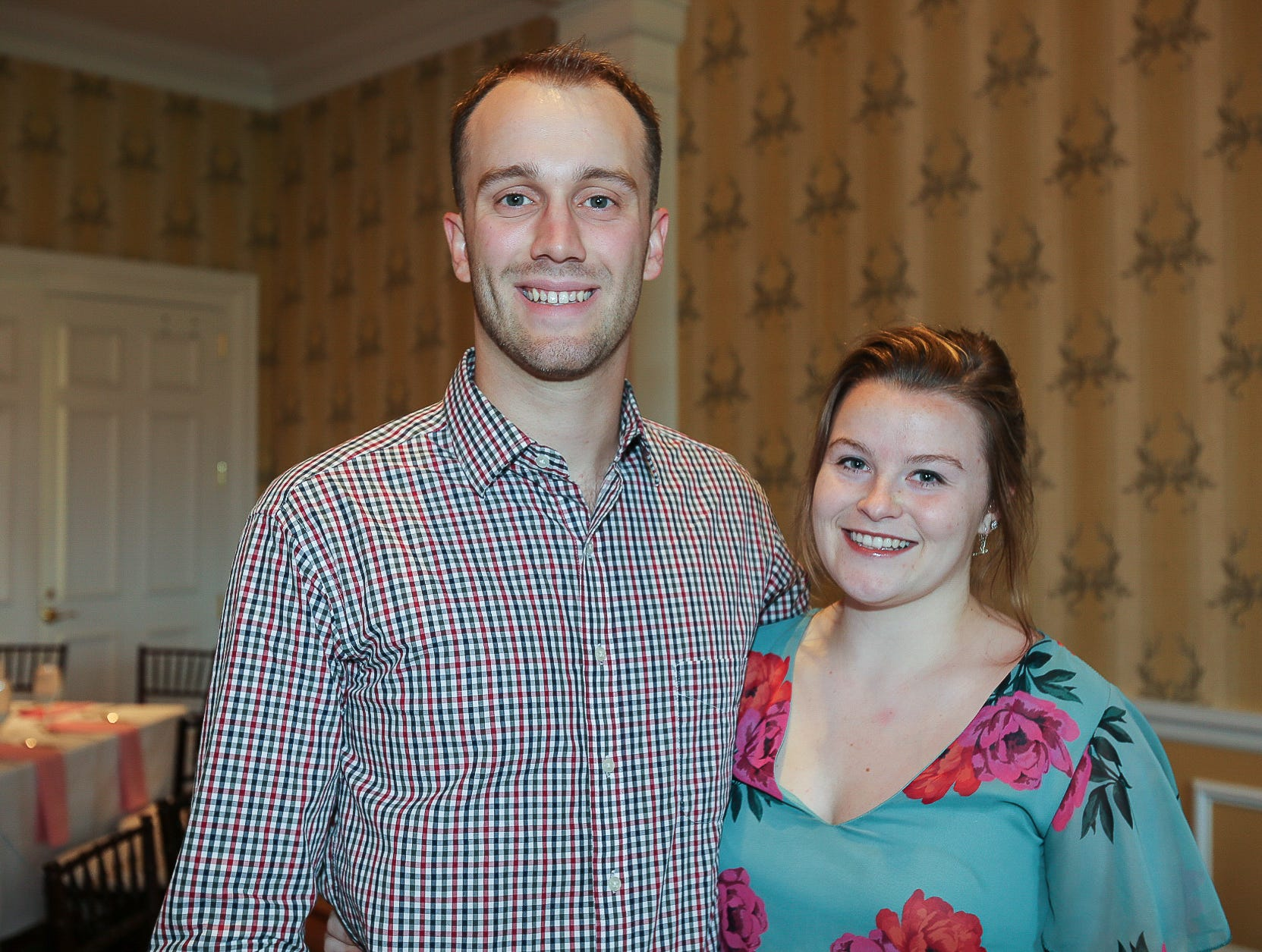 Cameron Sherron and Alexis Bundy