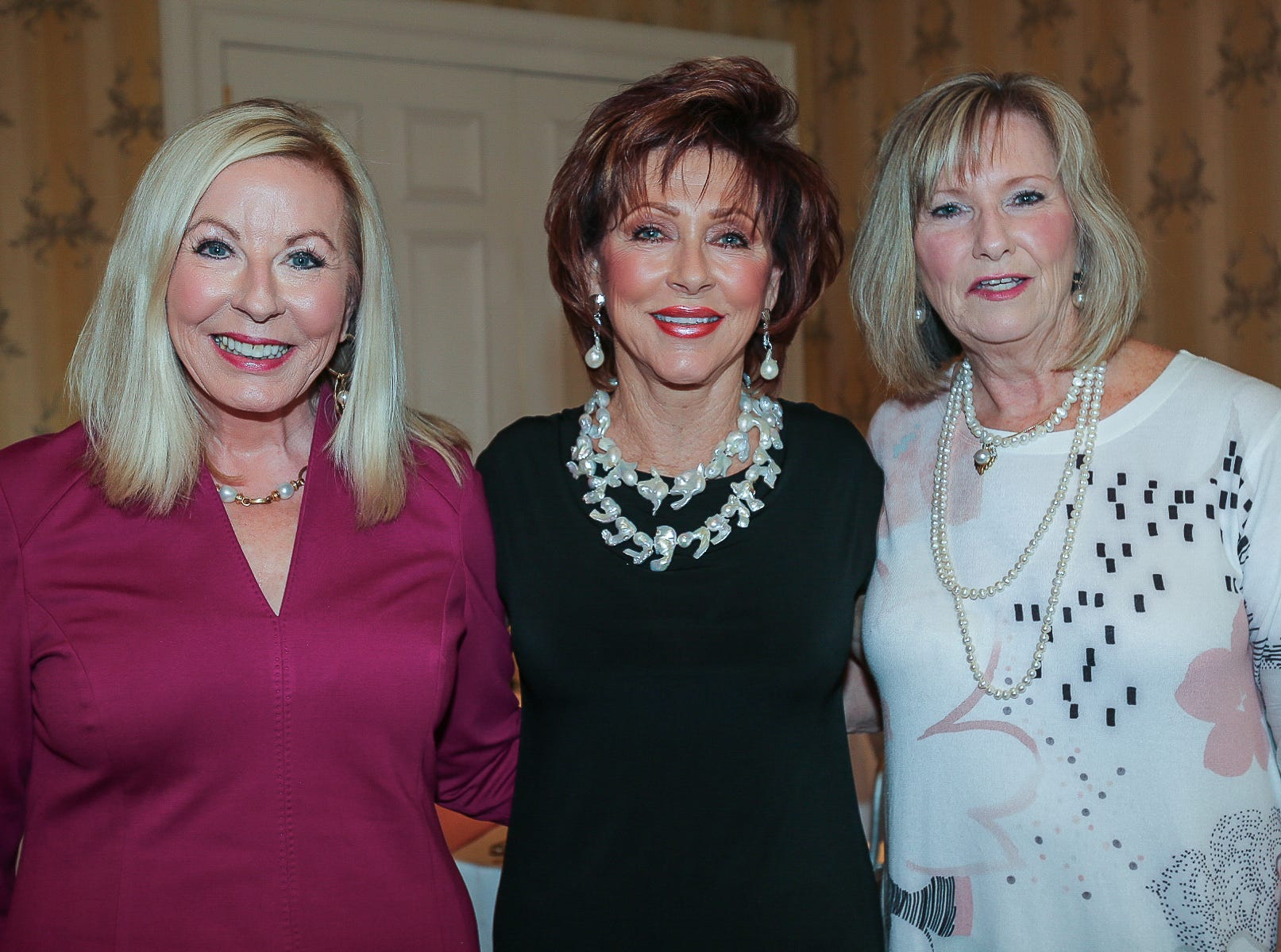 Beth Raidel, Becky Cameron, and Sherry Nemmers