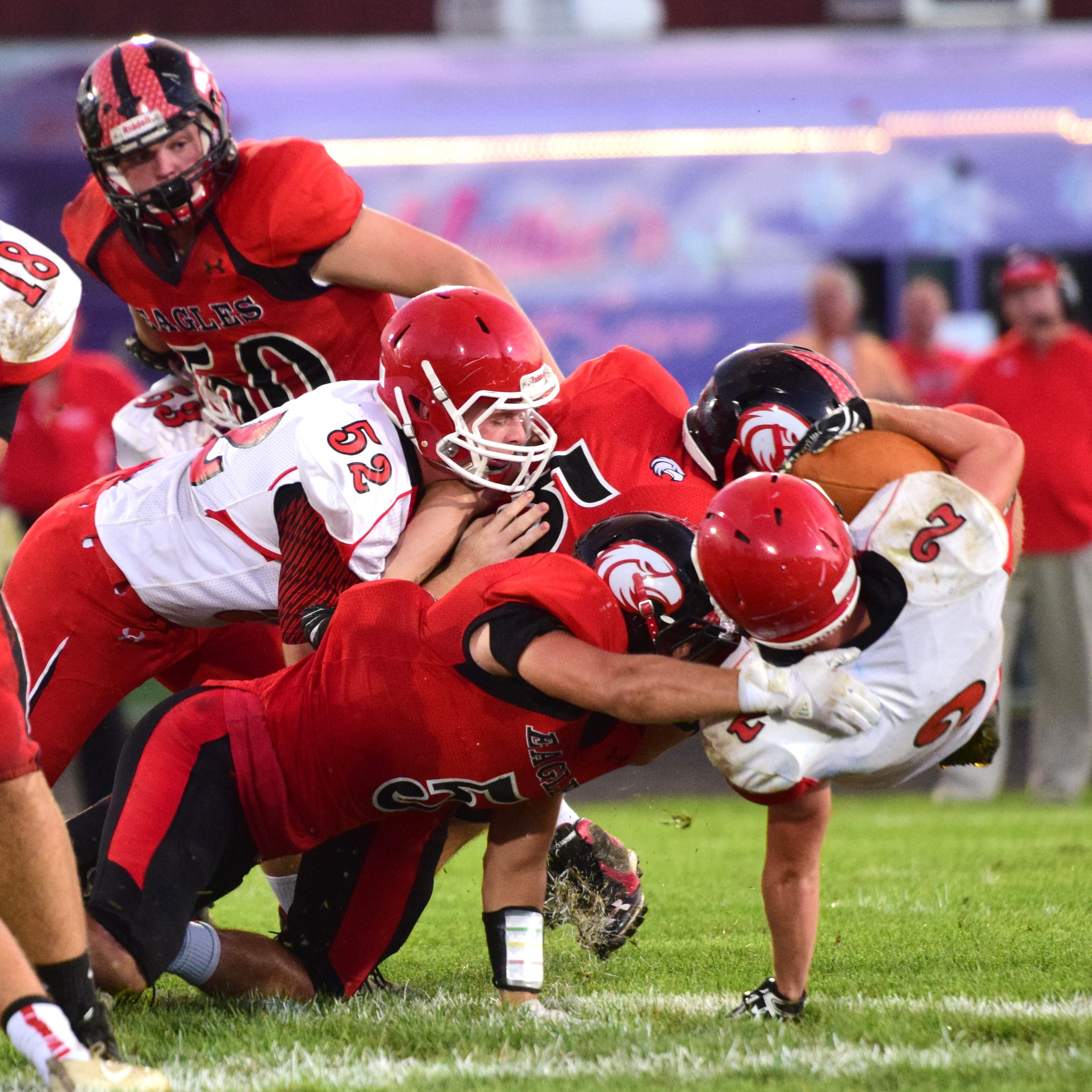 Riverheads' loss to East Rock definitely was an eye-opener