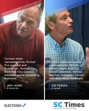 Jeff Howe and Joe Perske are running to become the next state Senator in Central Minnesota District 13.