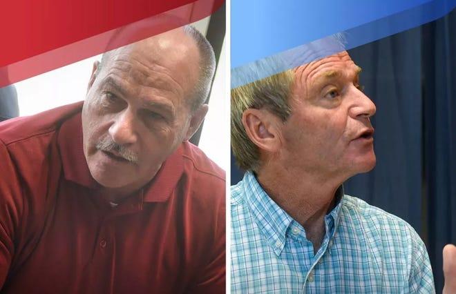 Jeff Howe and Joe Perske