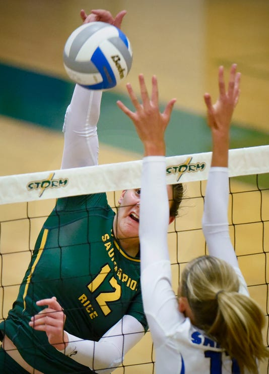 Sauk Rapids Vs Sartell 8