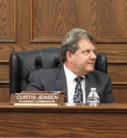 Curtis Jensen is the Santa Clara Planning Commission Chair