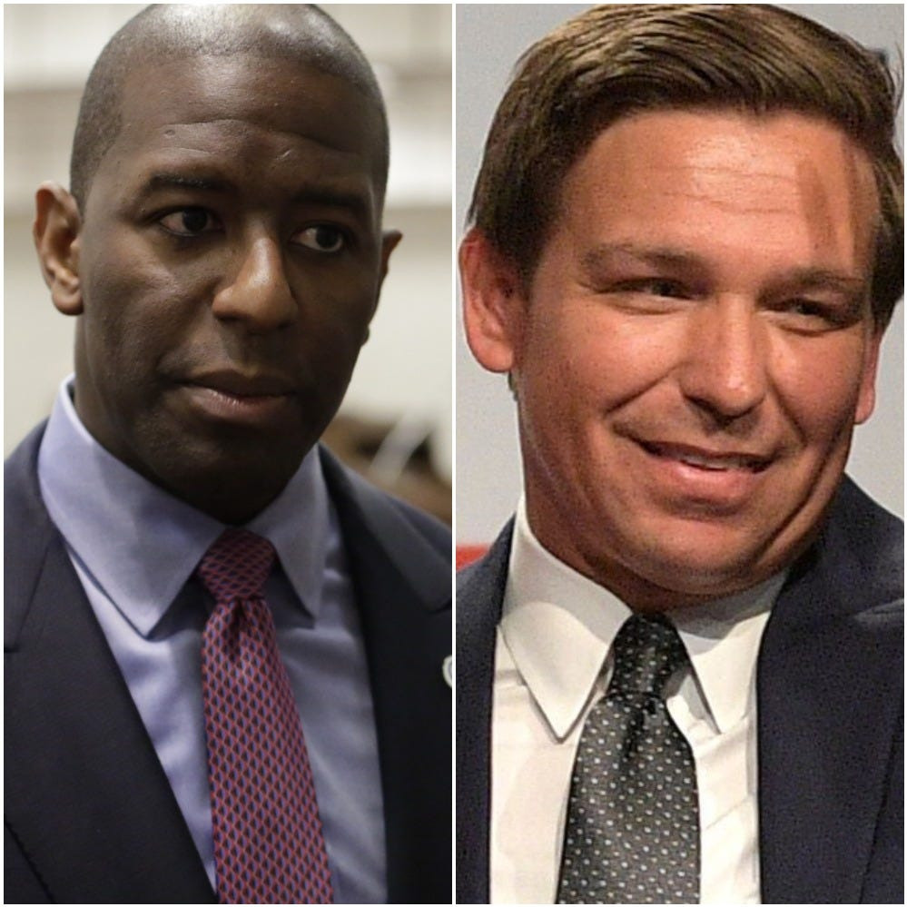 The politics of debates: Ron DeSantis agrees to face off with Andrew Gillum