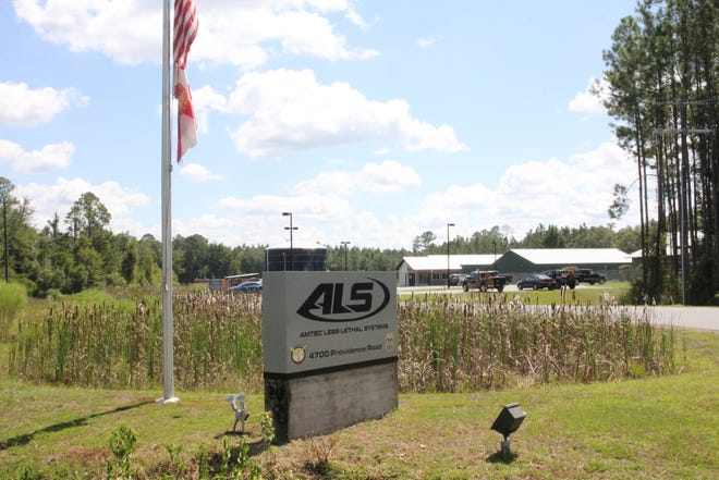 A former employee of a Taylor County weapons manufacturing plant has made good on filing a civil lawsuit claiming discrimination and retaliation from a higher-up.