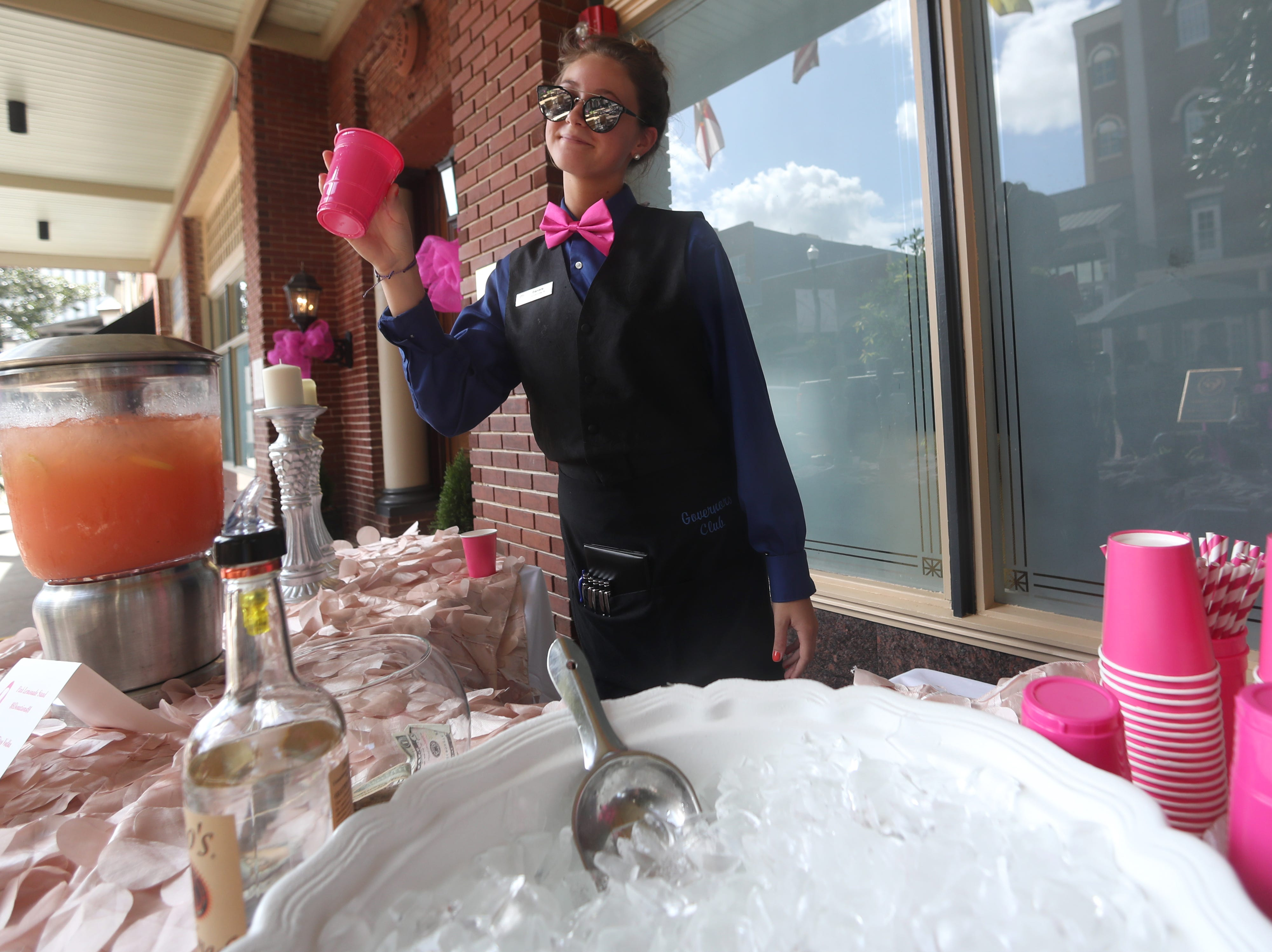 #GoPinkLemonade: Your 2018 guide to pink Tallahassee for breast cancer awareness month