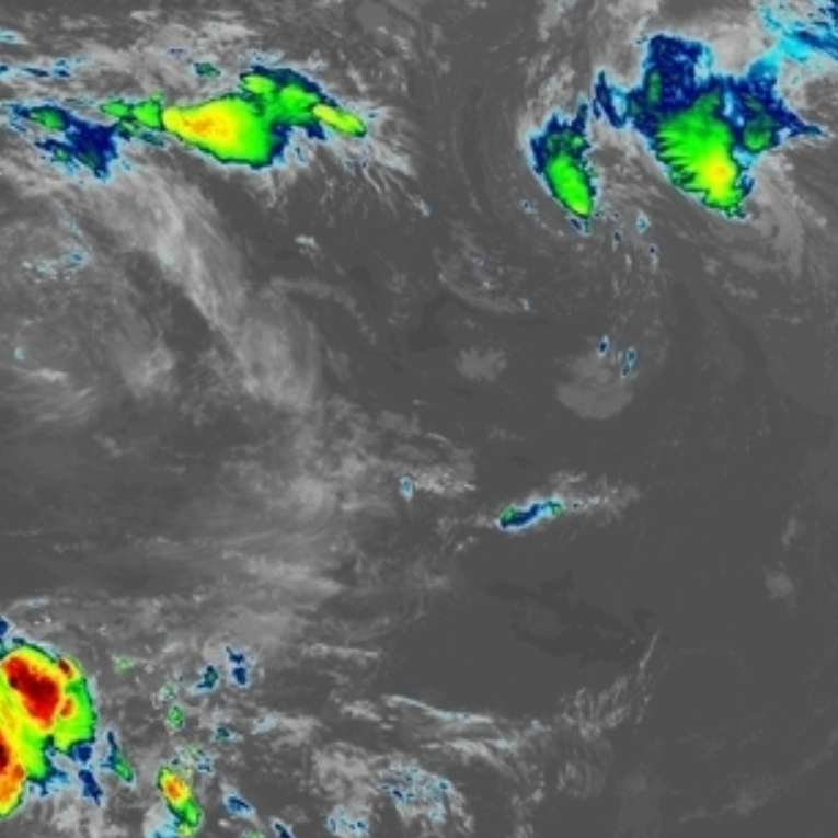 Tropical Storm Helene maintains 70-mph winds strength as it targets the Azores; Joyce moving south in Atlantic