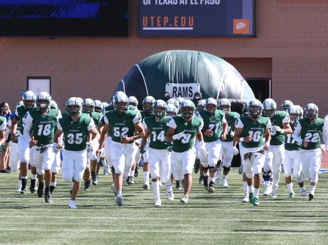 The Montwood High School Rams take the field Friday, in the first of two games at the SAC. They will play Midland Lee