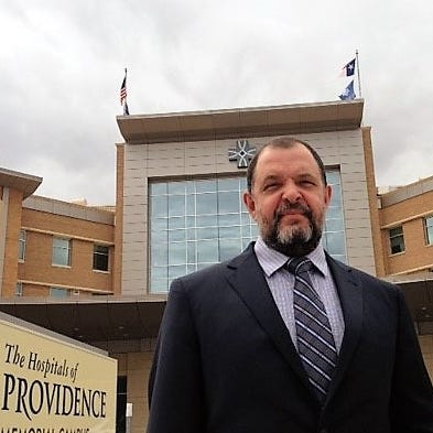 Russian-trained surgeon starting El Paso's first liver transplant program