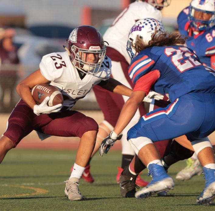 Texas high school football: El Paso County live coverage — Ysleta-Irvin, Americas-Onate