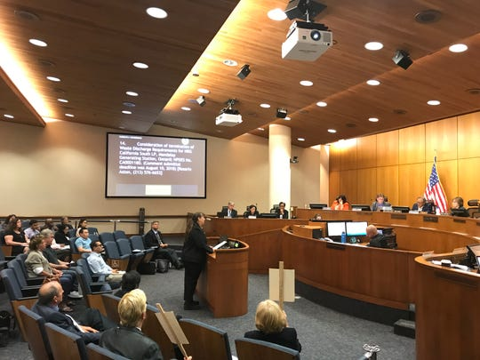 The Los Angeles Regional Water Quality Control Board held a meeting on Thursday at the Ventura County Government Center.
