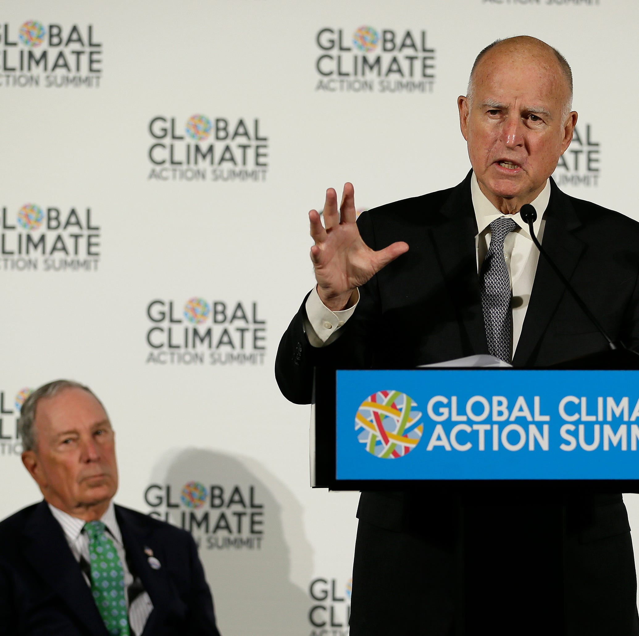 Global summit rebukes Trump, cheers on work to aid climate