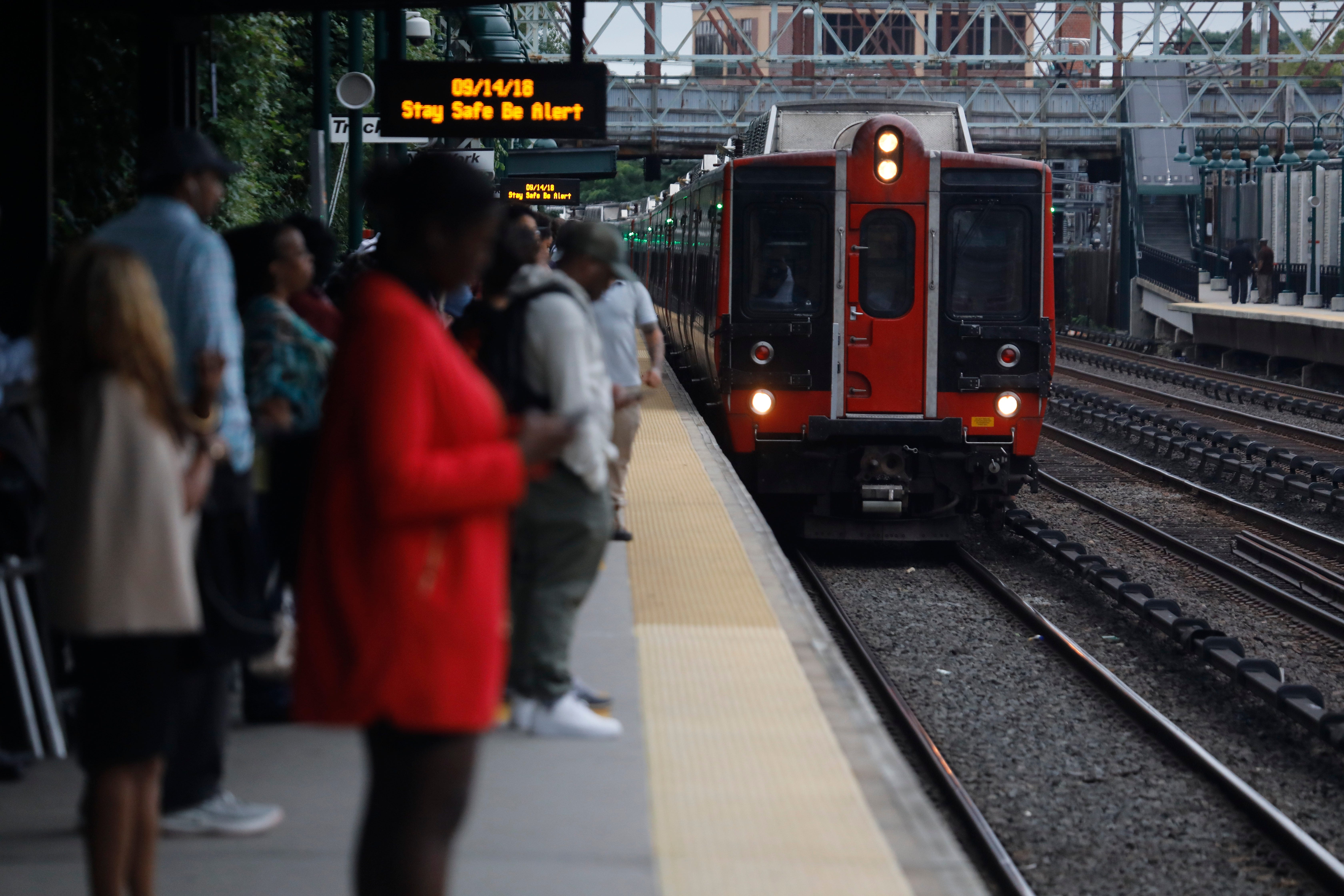 Video: New Haven line help on the way