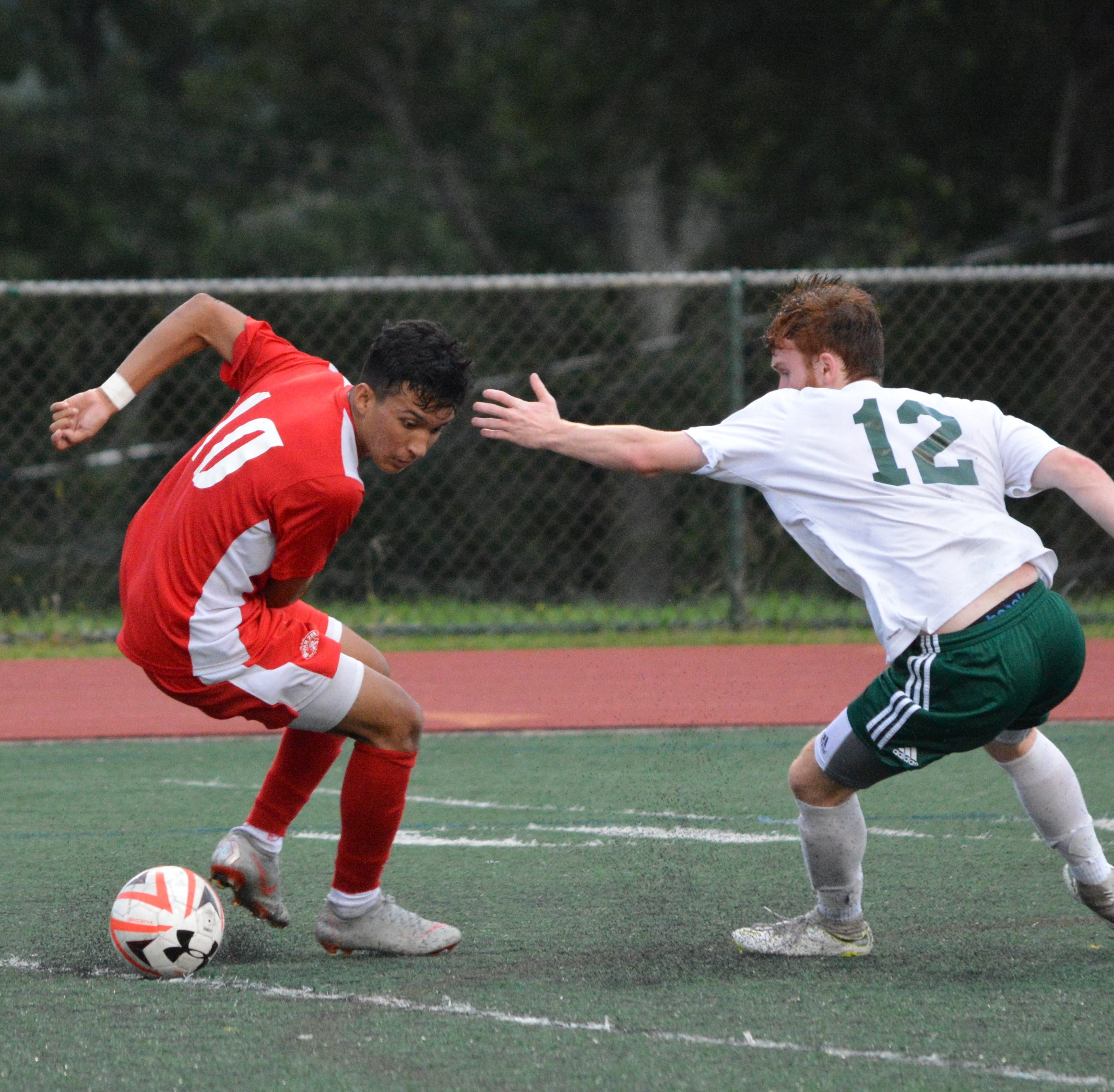 Boys soccer: Vote for the player of the week