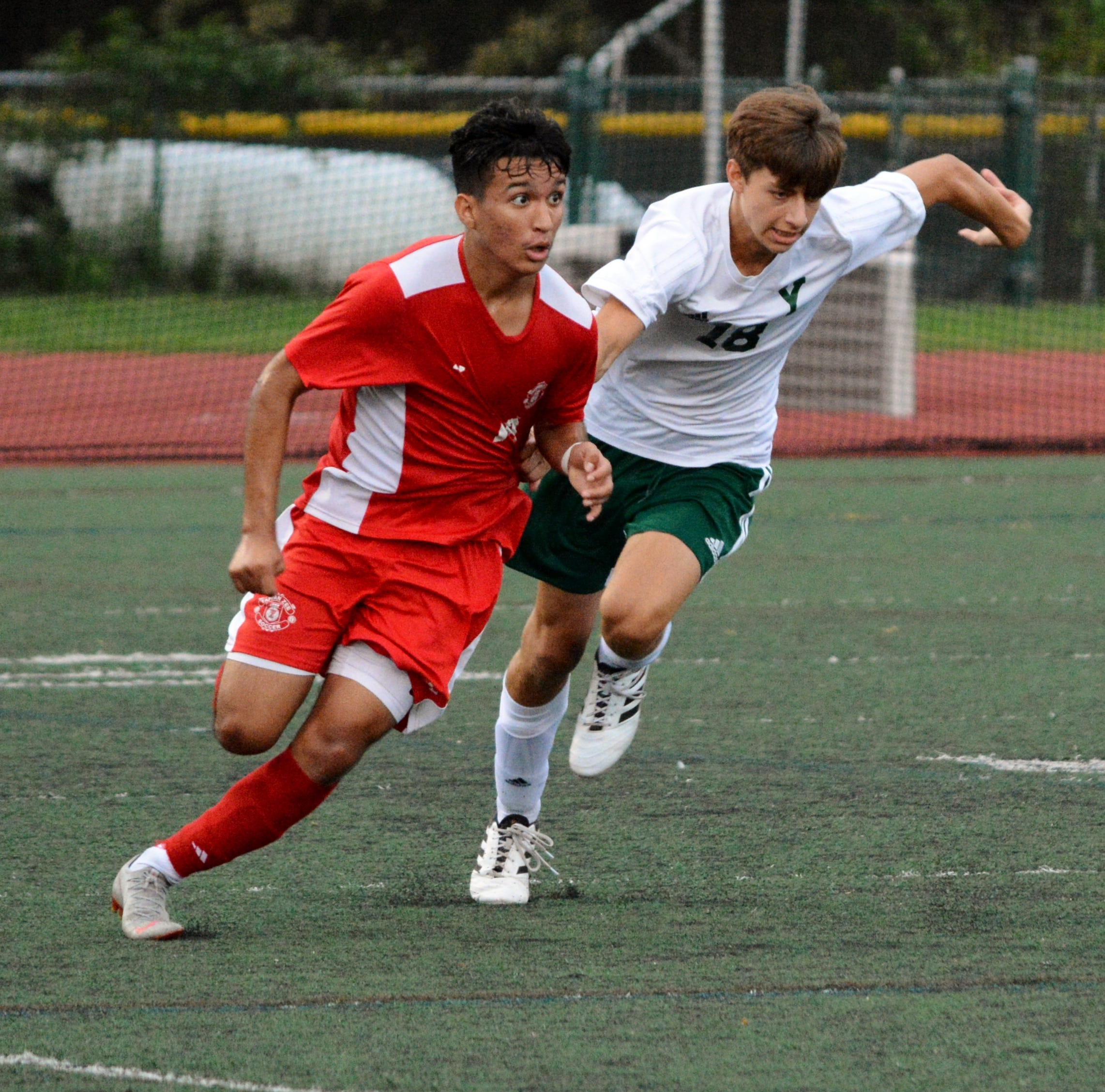 Boys soccer: Meet the 2018 lohud all-stars in Rockland County