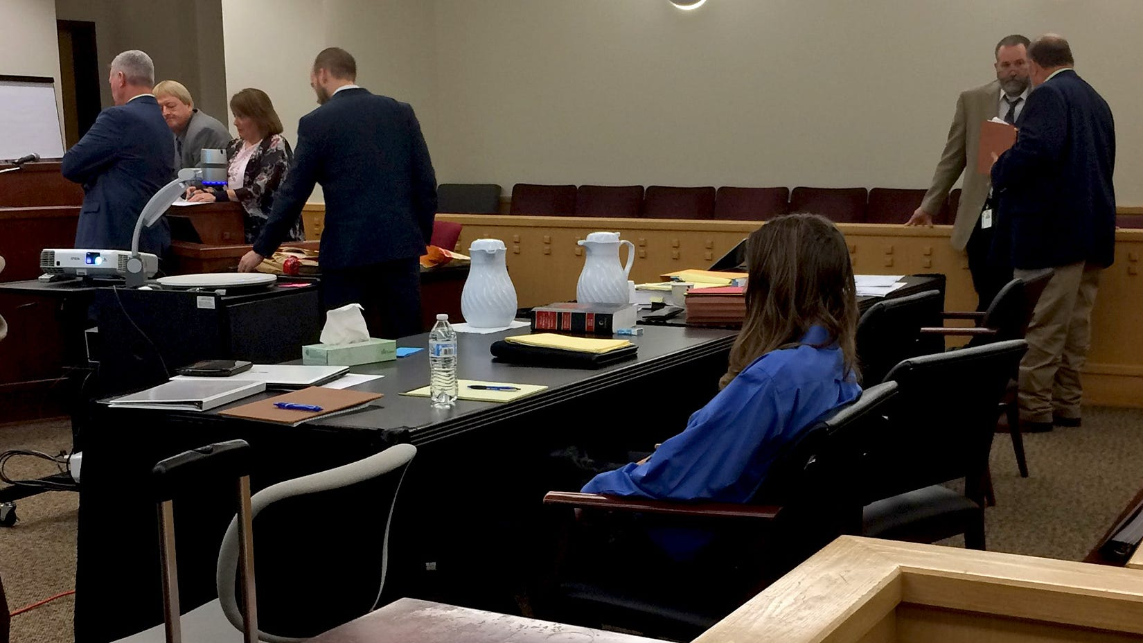 Medical examiner testifies about autopsy photos in Kody Lott trial
