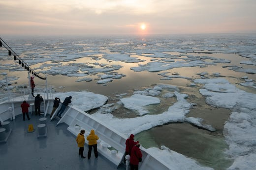 Polar Bears, Ice Fields: New Cruises Across Russian Arctic Bring Rare Adventure