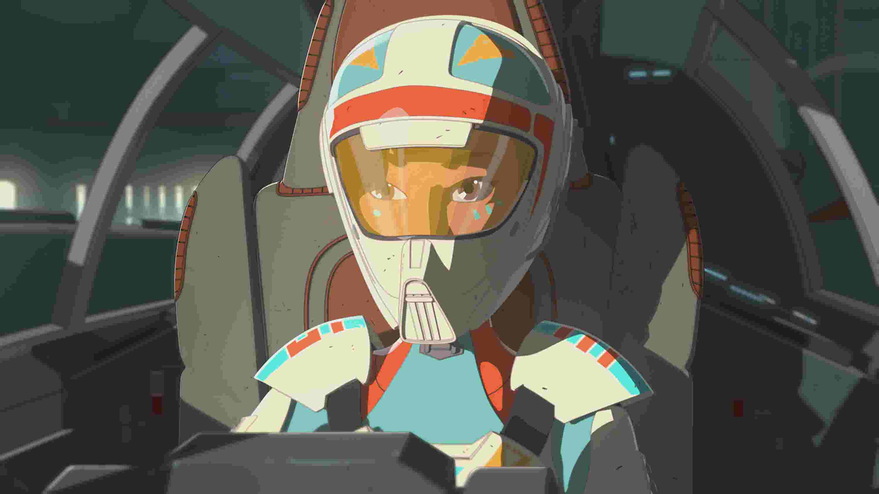 Exclusive: Meet the Aces of 'Star Wars Resistance'