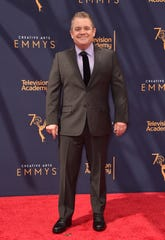 LOS ANGELES, CA - SEPTEMBER 09:  Patton Oswalt attends the 2018 Creative Arts Emmys Day 2 at Microsoft Theater on September 9, 2018 in Los Angeles, California.  (Photo by Alberto E. Rodriguez/Getty Images) ORG XMIT: 775208397 ORIG FILE ID: 1030415084