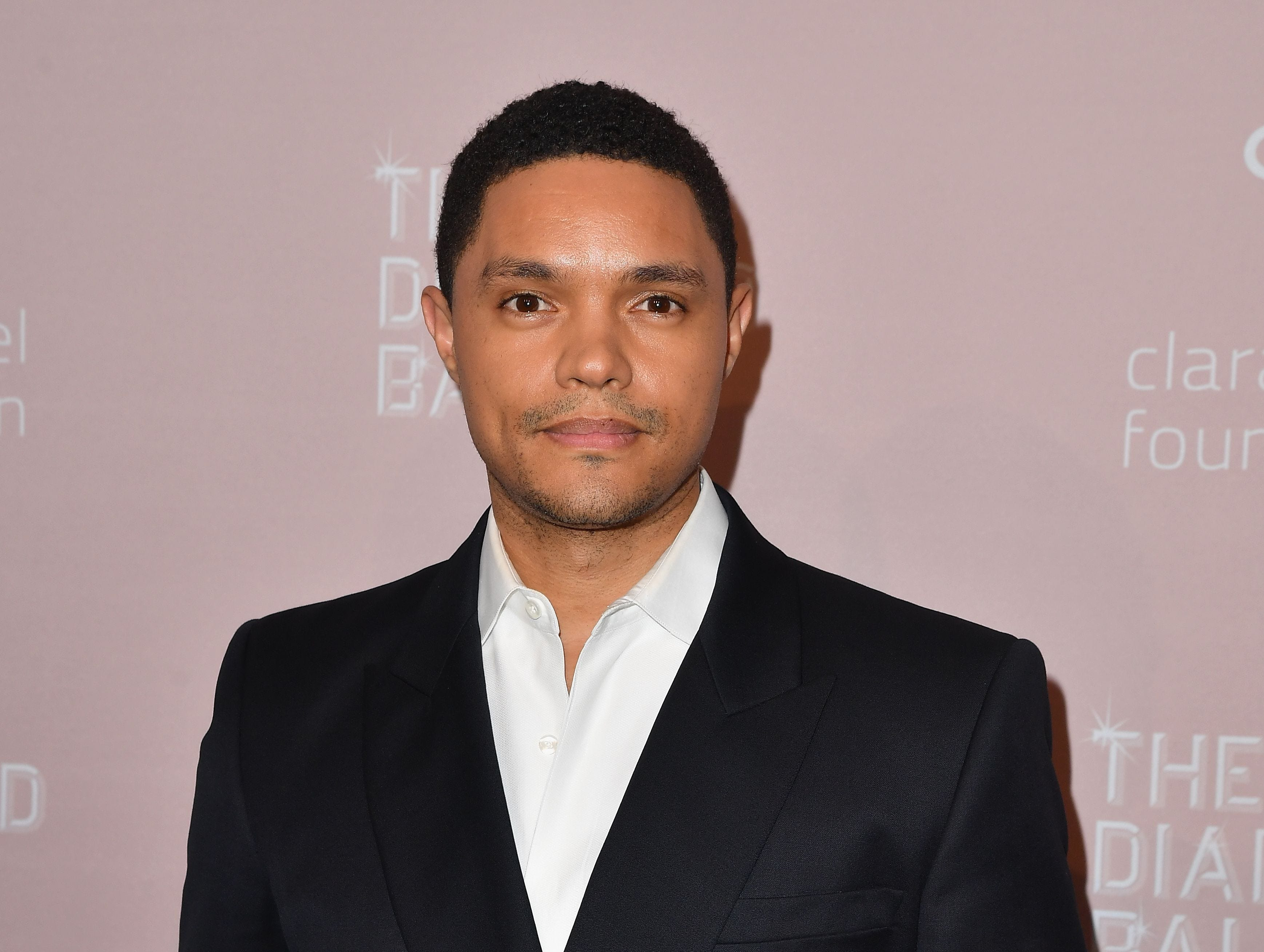 South African comedian Trevor Noah attends Rihanna's 4th Annual Diamond Ball at Cipriani Wall Street on September 13, 2018 in New York City. (Photo by Angela Weiss / AFP)ANGELA WEISS/AFP/Getty Images ORIG FILE ID: AFP_1932OF