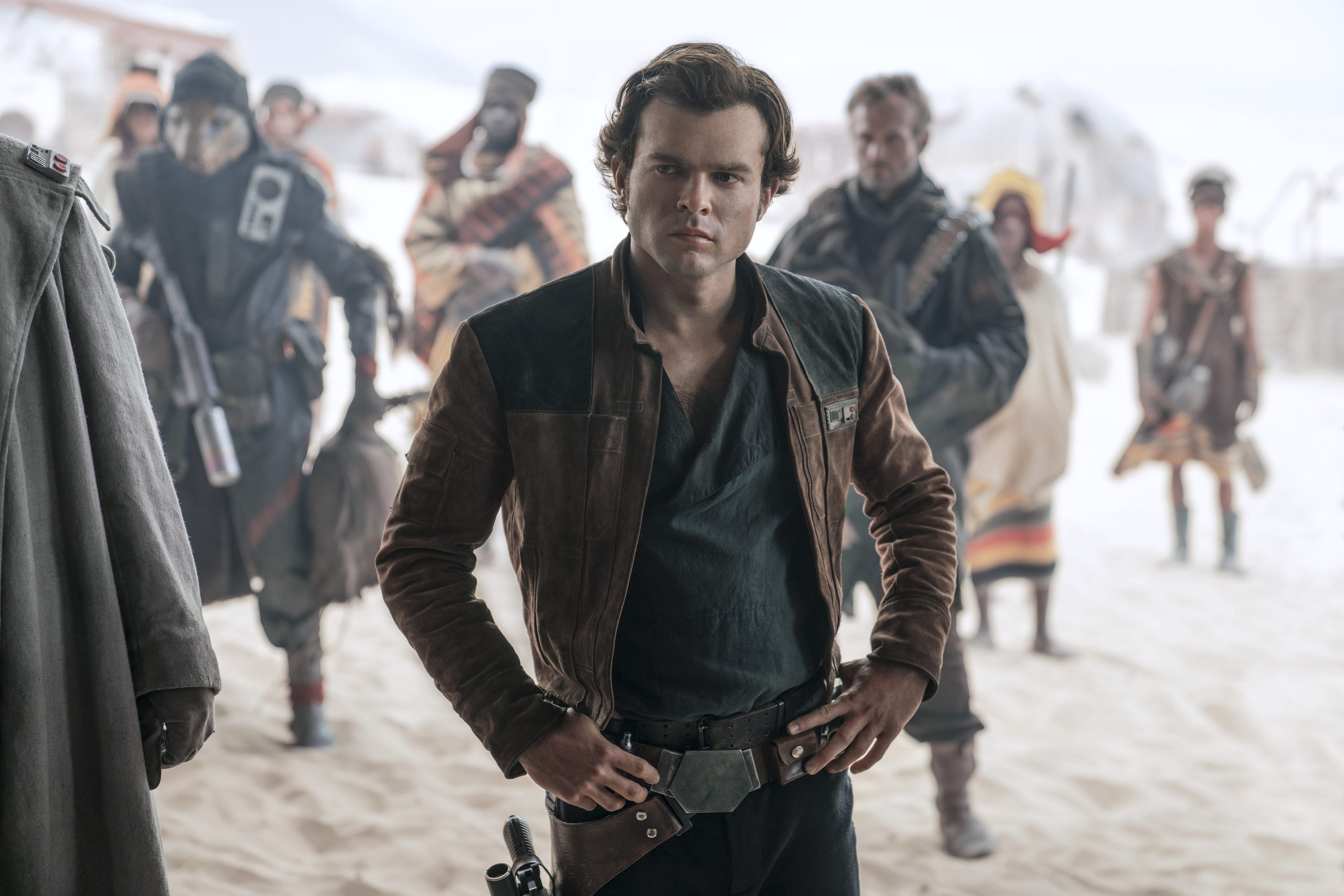 The 5 biggest movie bombs of 2018, from 'Solo: A Star Wars Story' to 'Robin Hood'