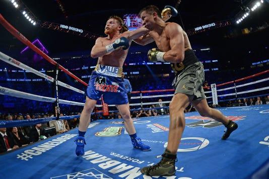 Usp Boxing Canelo Vs Golovkin S Box Usa Nv