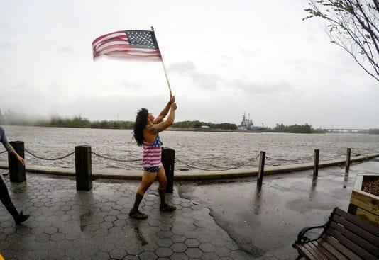 Usp News Hurricane Florence A Usa Nc