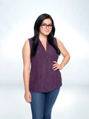 "Ariel Winter stars as Alex Dunphy on ABC's ""Modern Family."""