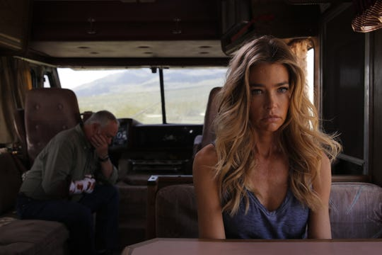 "Denise Richards had a great time shooting the ""The ToyBox,"" even if her screen character, Jennifer, didn't express the joy."