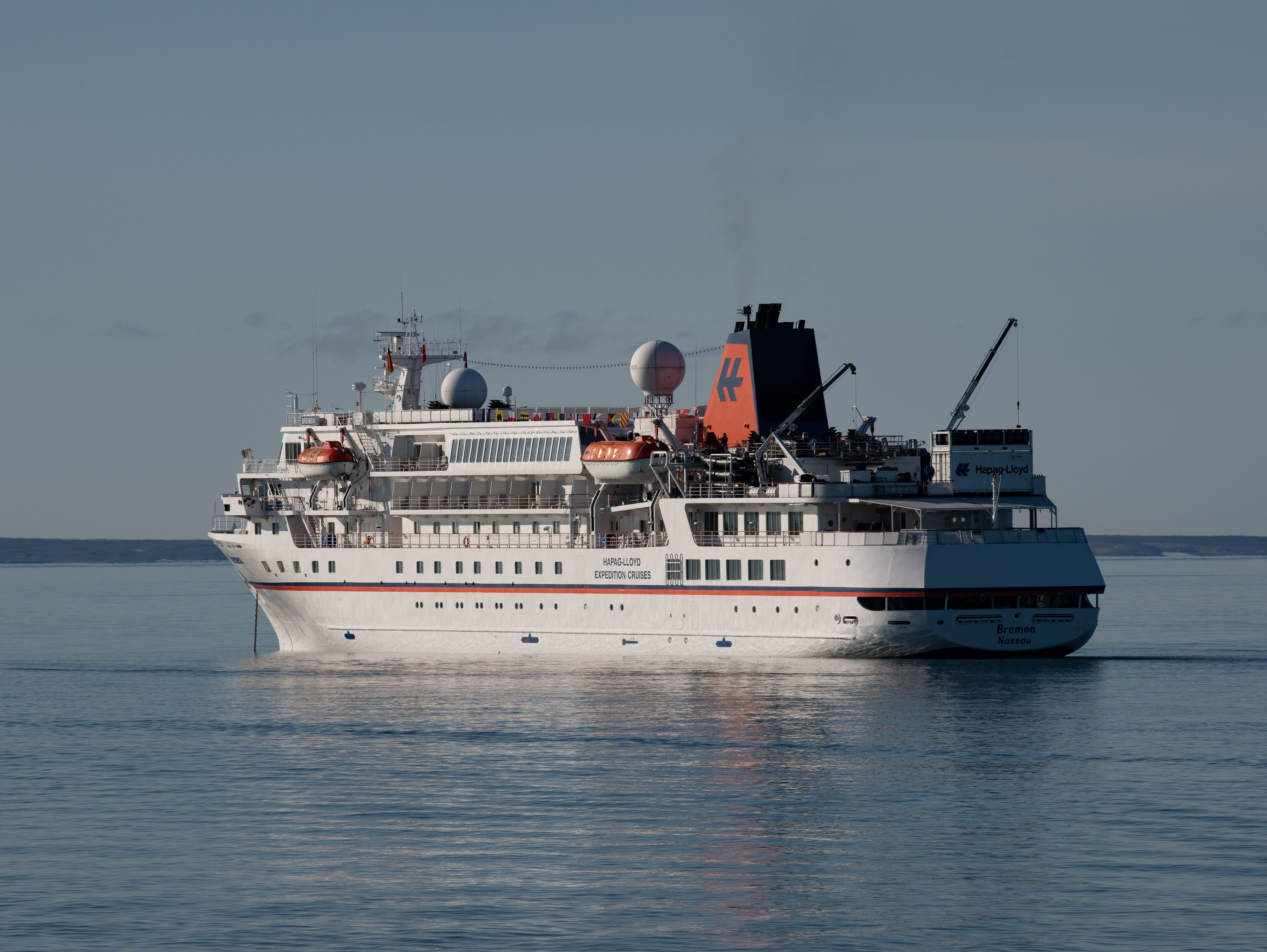 Photo tour: Inside Hapag-Lloyd Cruises' Bremen, a ship built for adventure