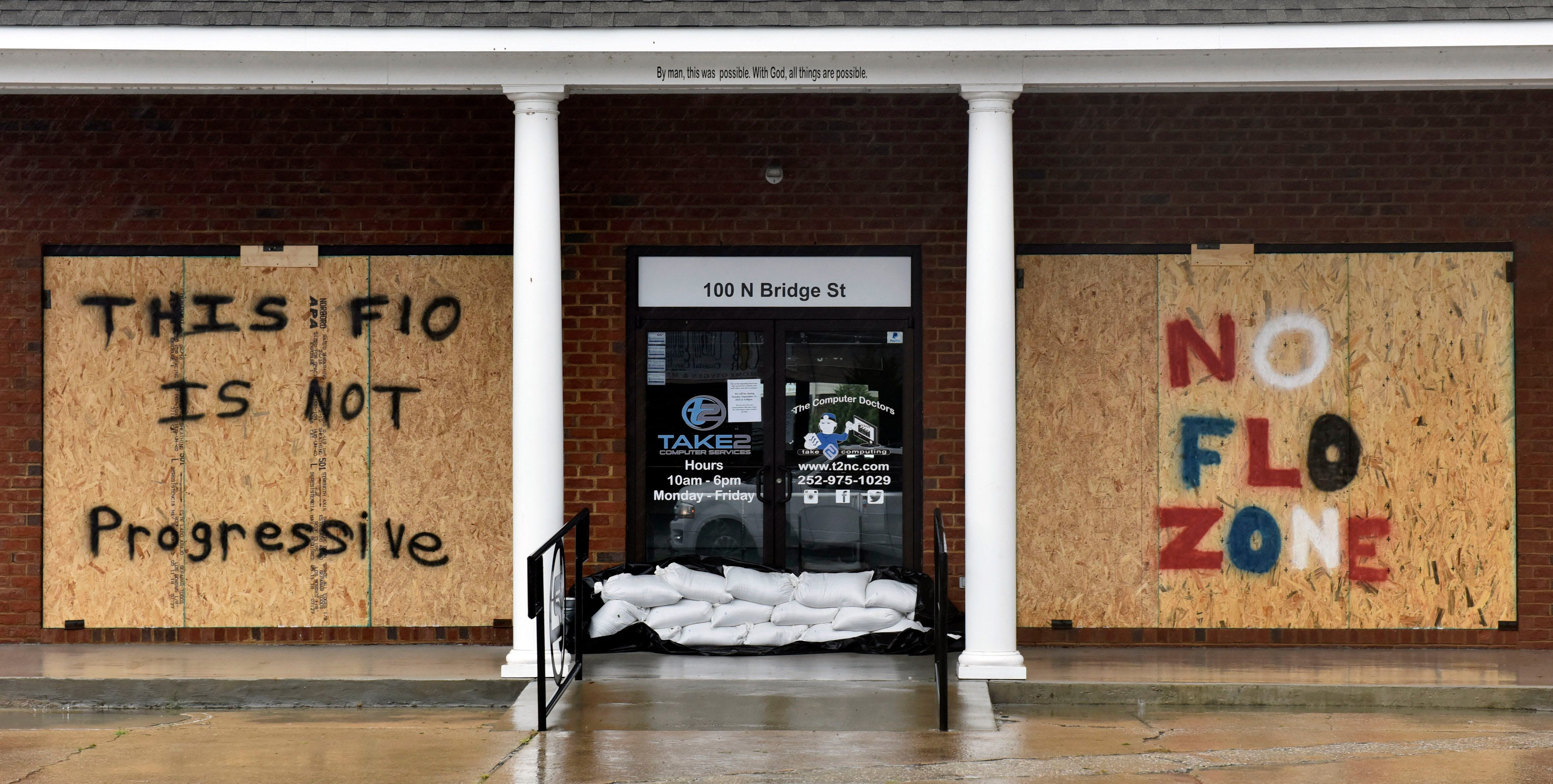 Tropical storm Florence: Downgraded yet dangerous, here's what comes next