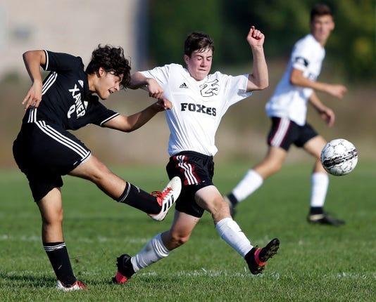 Apc Fvl V Xavier Boys Soccer 091518 Rbp203