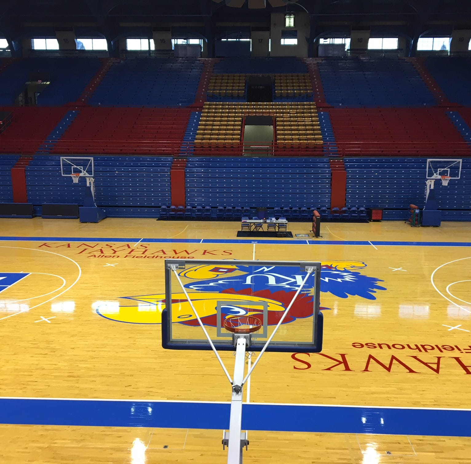 Rutgers football: A postcard from Lawrence, where Kansas basketball, not football, is king
