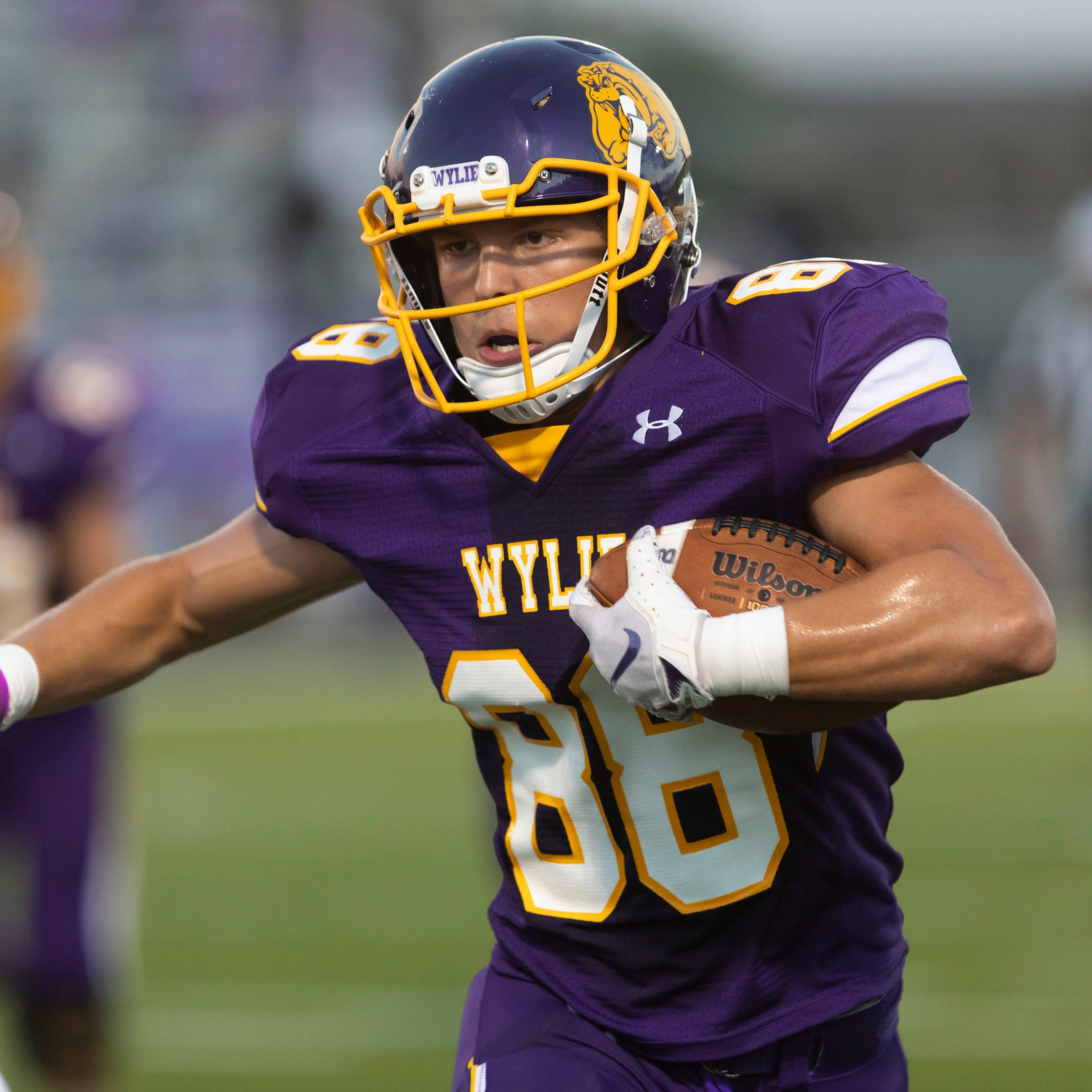 Turnovers cost Wylie Bulldogs football in loss to Stephenville Yellow Jackets