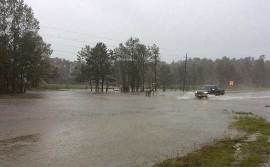 US 17 flooding (NCDOT)