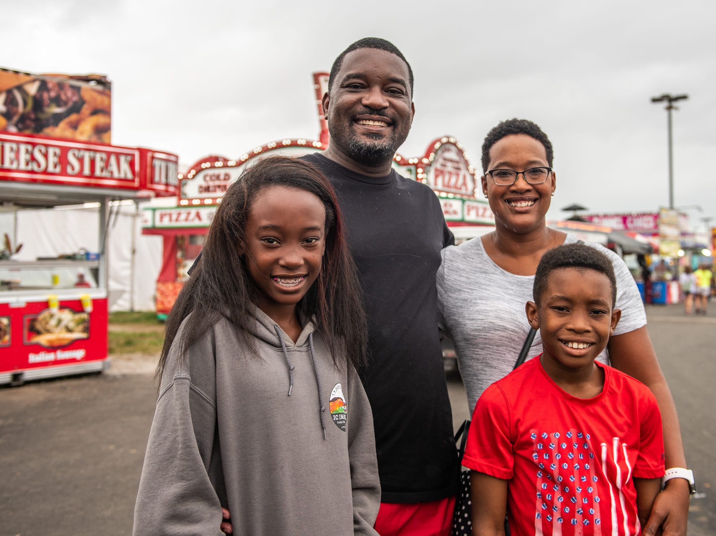 From rides to games to fair food, the crowds had a fun final day at the N.C. Mountain State Fair on Sept. 15, 2018.