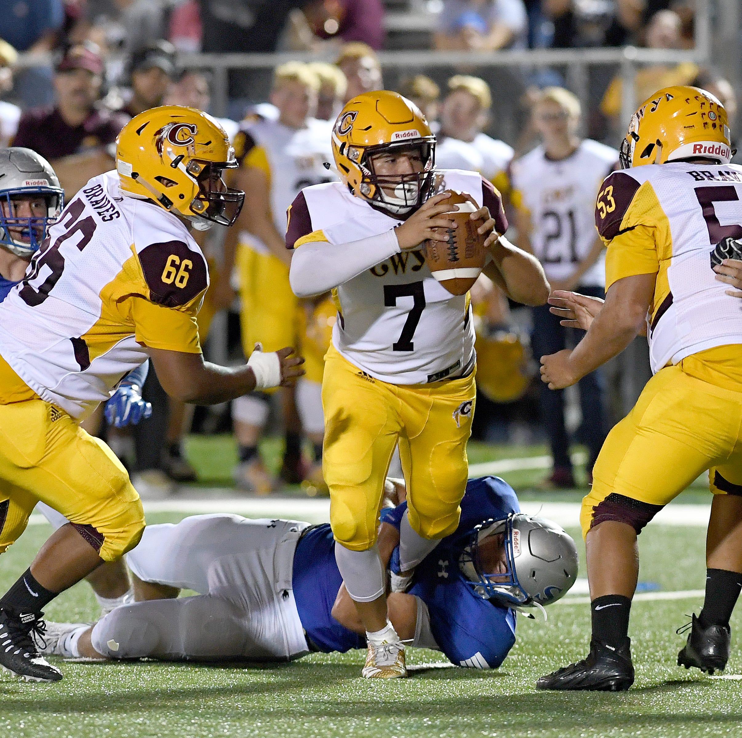 WNC high school football: First-round playoff storylines