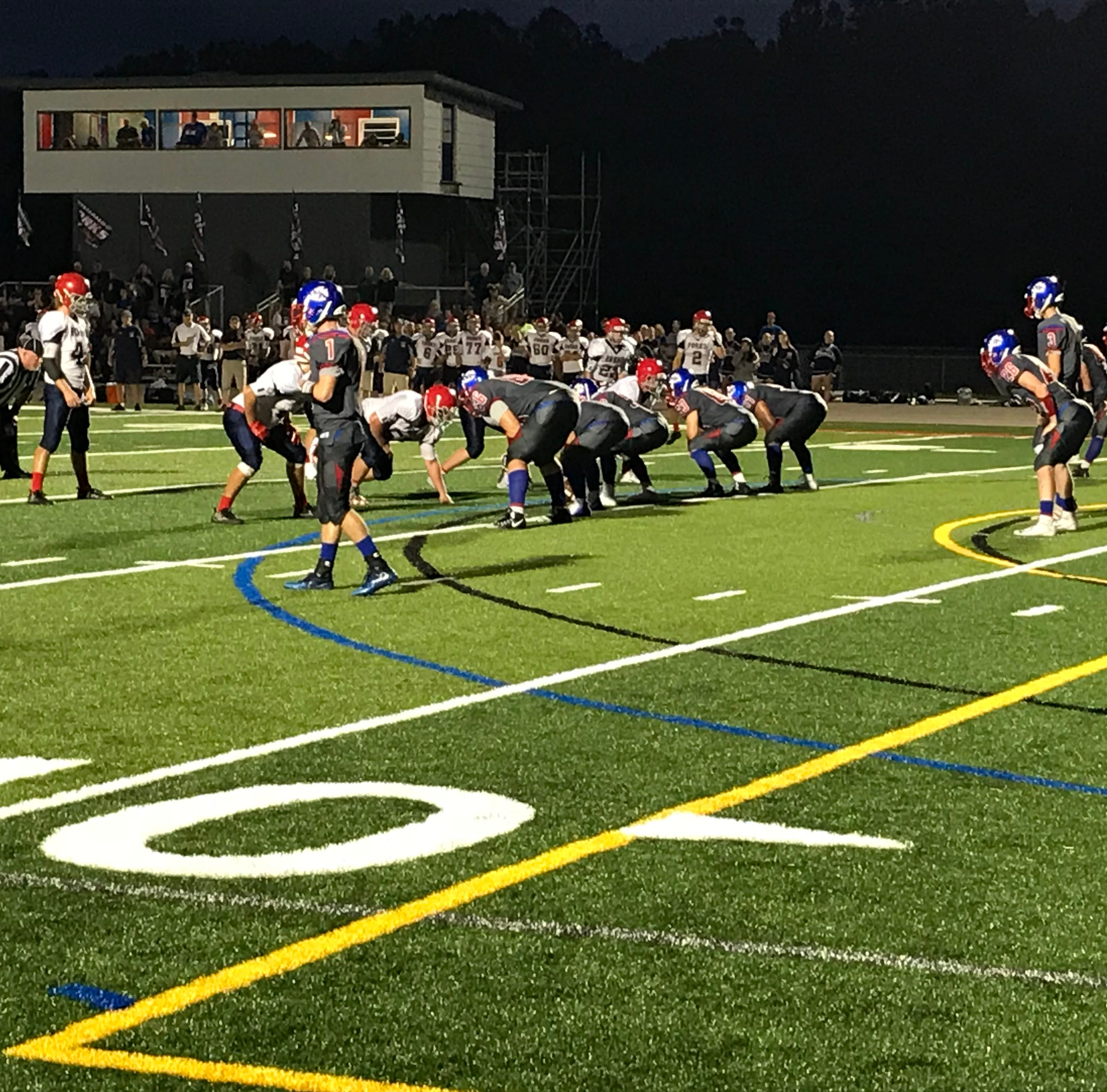 H.S. Football: Big plays help Forks to 25-10 win at Owego