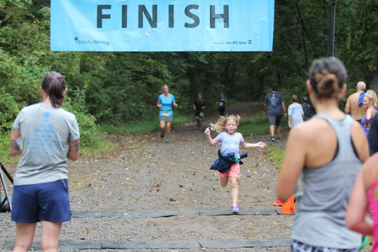 Runners of all ages will hit the trails at Grove Stone & Sand Co. on Sept. 14 for the Rock the Quarry Trail Challenge 5K and Kids Fun Run.